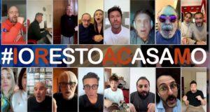 #IoRestoACasaMo: DA MAURIZIO CASAGRANDE E TANTI ARTISTI UNA COVER DI ARBORE IN RISPOSTA AL CAMBIAMENTO SOCIALE DA CORONAVIRUS