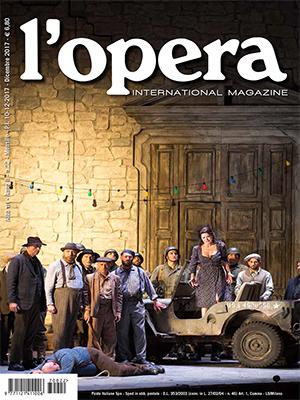 L'OPERA – DICEMBRE 2017