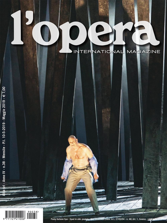 L'OPERA – MAGGIO 2019