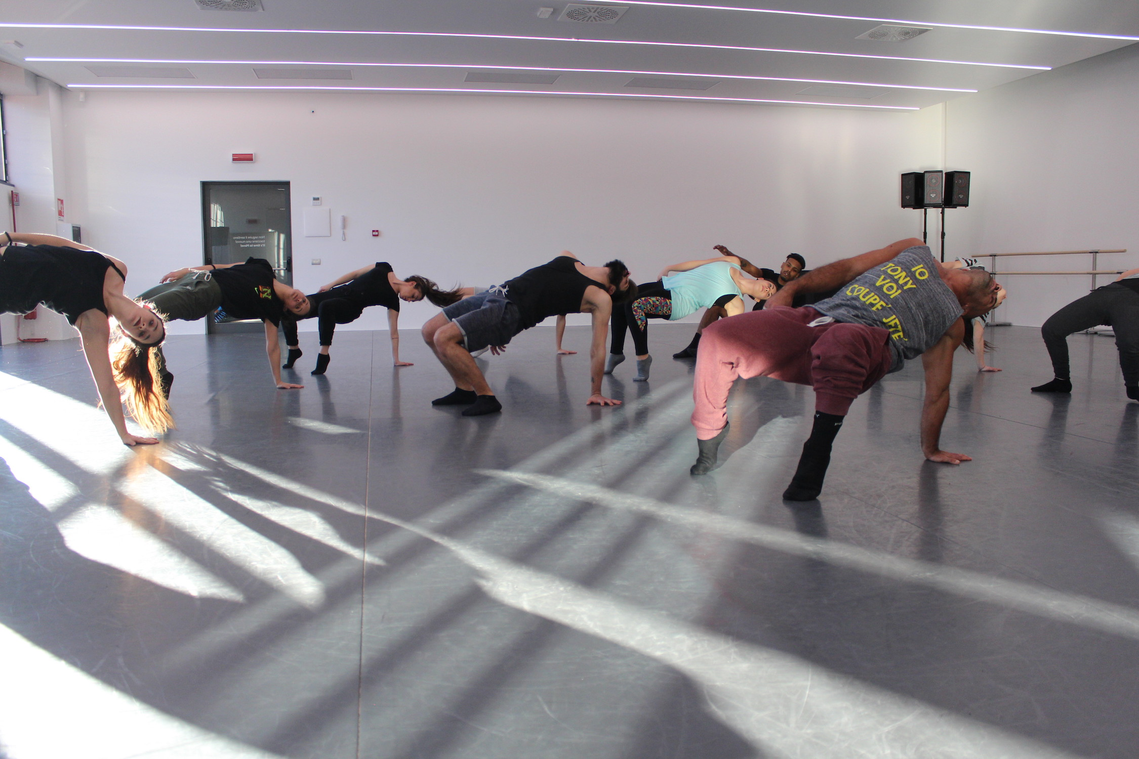 MOVEON PERFORMING ARTS ACADEMY AUDIZIONI