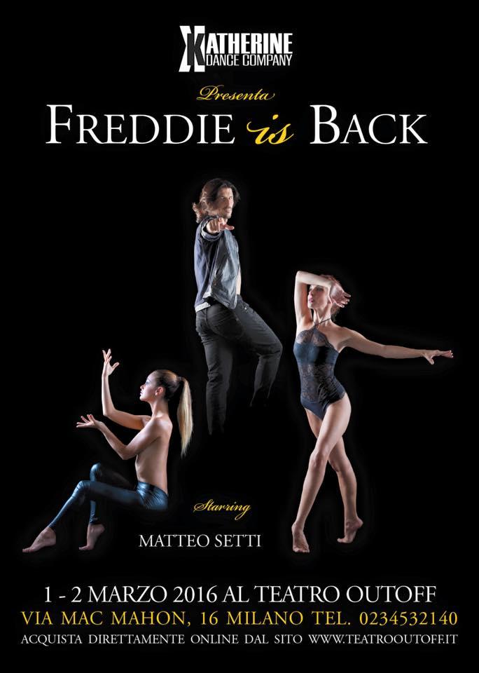 freddie is back