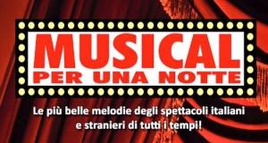 """TANTI ARTISTI AMATI A VILLA PAMPHILJ IN """"MUSICAL PER UNA NOTTE"""""""