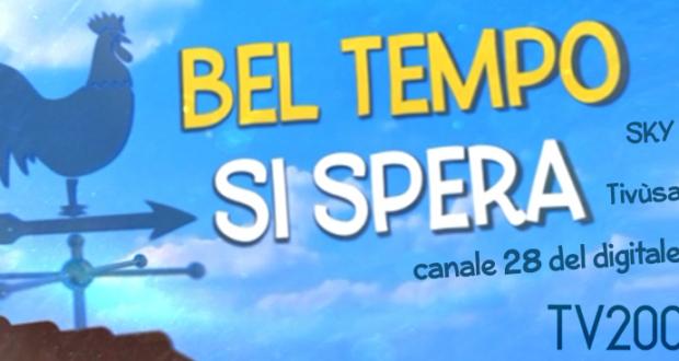 """MANUEL FRATTINI A """"BEL TEMPO SI SPERA"""" SU TV2000. SI PARLERÀ ANCHE DEL FILM """"LA LA LAND"""""""