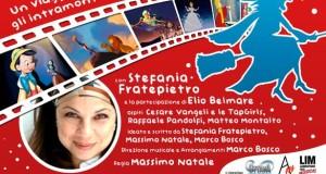 STEFANIA FRATEPIETRO: EPIFANIA AL GOLDEN A SUON DI CLASSICI DISNEY