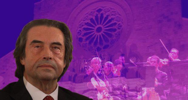 """RAI5 RIPROPONE """"PROVE D'ORCHESTRA"""", LE LEZIONI CONCERTO DEL MAESTRO MUTI"""