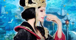TURANDOT – LA REGINA DI GHIACCIO, IL MUSICAL CON LORELLA CUCCARINI PRESENTATO ALLA STAMPA