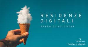 RESIDENZE DIGITALI – BANDO DI SELEZIONE