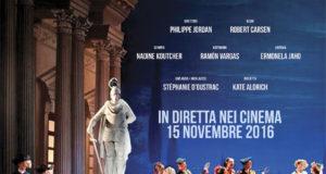 """L'OPERA E IL BALLETTO AL CINEMA. SI PARTE CON """"I RACCONTI DI HOFFMANN"""", DALL'OPÉRA DI PARIGI"""