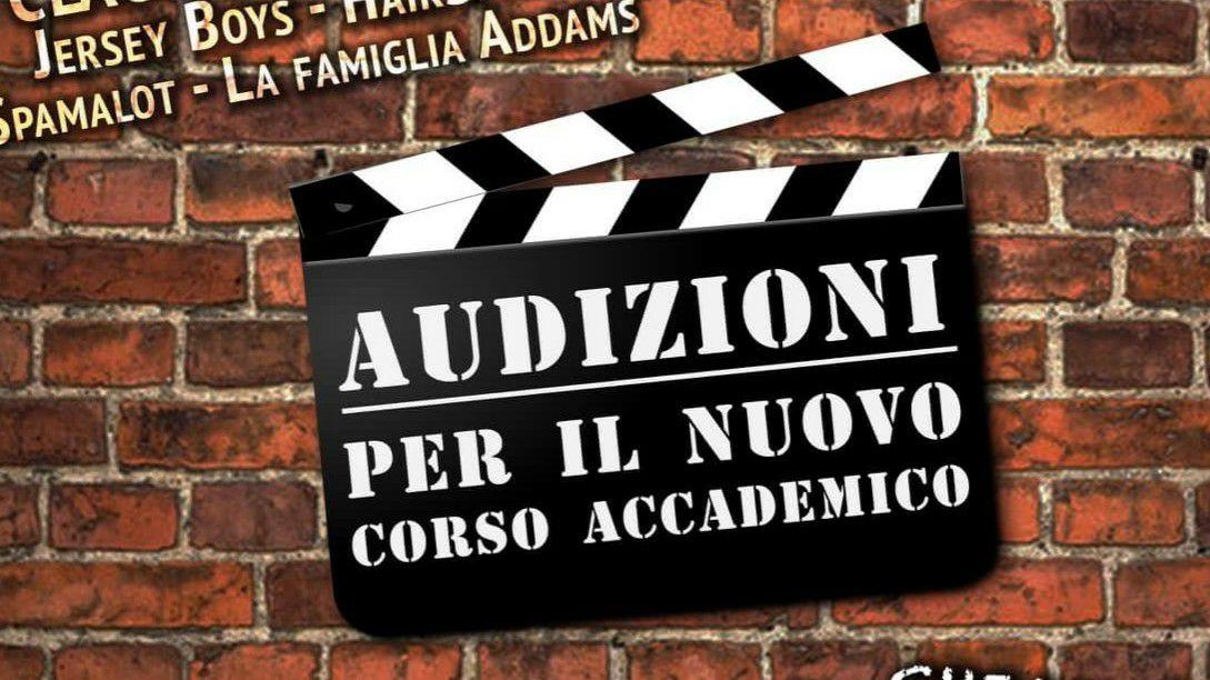 AUDIZIONI ACCADEMIA C.T.C. – CASA DEL TEATRO E DEL CINEMA