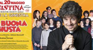 """REVIEW – MICHELE LA GINESTRA IN """"È COSA BUONA E GIUSTA"""" AL SISTINA"""