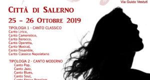 TO SING – CONCORSO INTERNAZIONALE DI CANTO