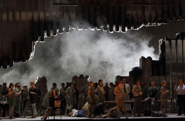 """""""LA FORZA DEL DESTINO"""" AL CINEMA CON JONAS KAUFMANN E ANJA HARTEROS. TUTTE LE SALE"""