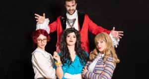 A SUMMER MUSICAL FESTIVAL: LE STREGHE DI EASTWICK, REGIA MAURO SIMONE