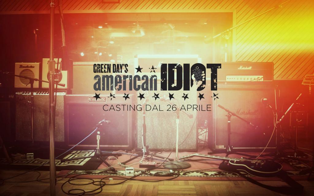 AMERICANIDIOT_audizioni