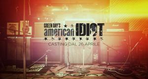 """STM: CASTING PER """"AMERICAN IDIOT"""", REGIA DI MARCO IACOMELLI"""