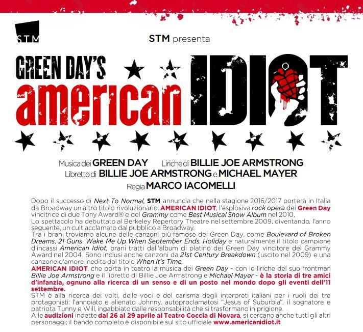 America Idiot