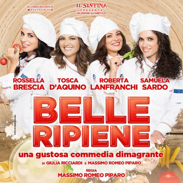 """BRESCIA, D'AQUINO, LANFRANCHI E SARDO ANCORA """"BELLE RIPIENE"""""""