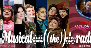 MUSICAL ON THE RADIO – DICEMBRE 2014