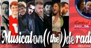 MUSICAL ON THE RADIO – MAGGIO 2015