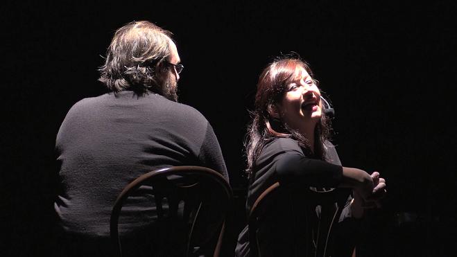 Giuseppe Gandini e Valentina Bruscoli