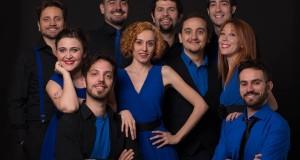 B.L.U.E. IL PRIMO MUSICAL COMPLETAMENTE IMPROVVISATO