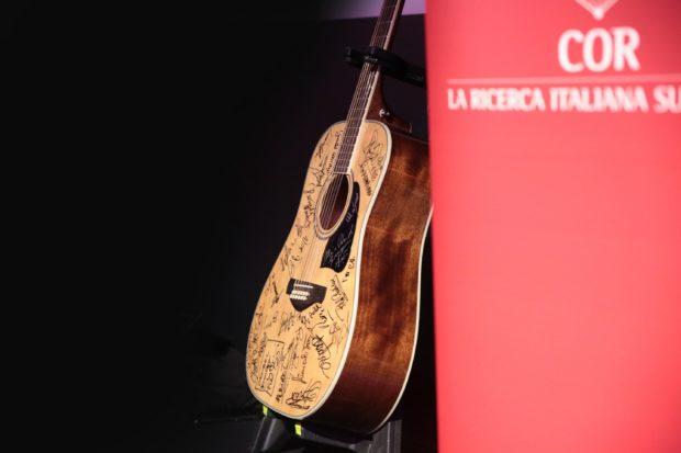 FESTIVAL DI SANREMO ASTA BENEFICA GSD FOUNDATION LA MUSICA FA BENE AL CUORE