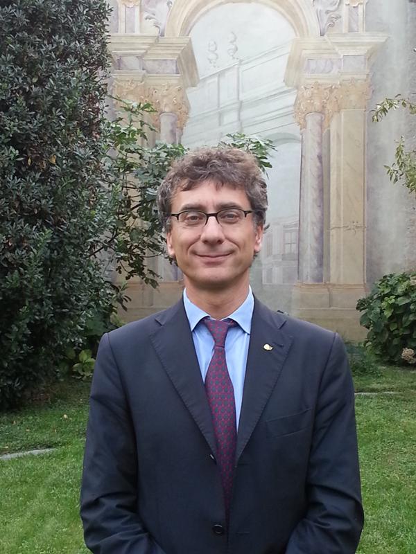Antonio Calbi, direttore del Teatro di Roma