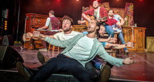 REVIEW – THE CHOIR OF MAN