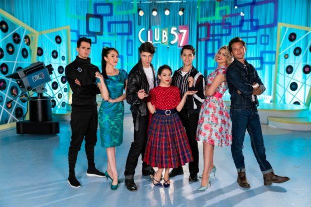 """""""CLUB 57"""" SERIE RAI GULP"""