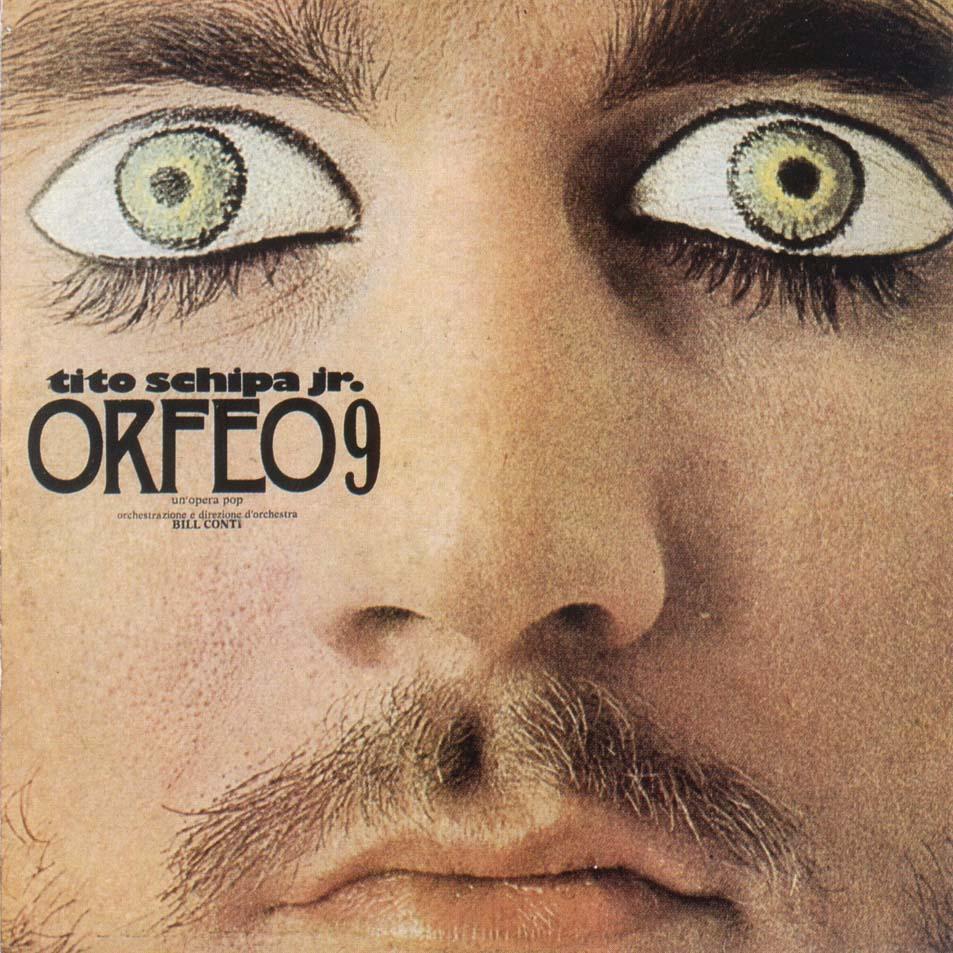 Copertina Orfeo 9
