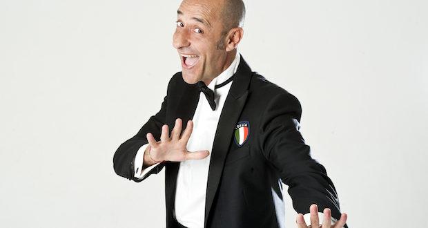 """ALESSANDRO DI CARLO PER IL GRAN FINALE DE """"LE TERRAZZE TEATRO FESTIVAL"""""""