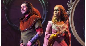 ROBIN HOOD, IL MUSICAL CON MANUEL FRATTINI E FATIMA TROTTA ARRIVA AL BRANCACCIO