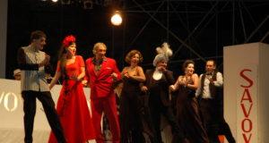REVIEW – BALLO AL SAVOY
