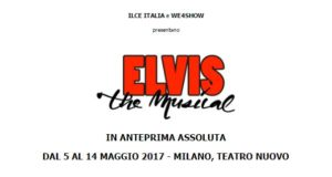 ELVIS THE MUSICAL – IL CAST