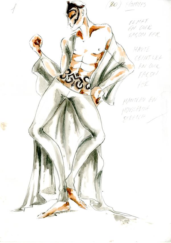 Figurino di Emanuel Ungaro per Carmina Burana_Opera di Roma 2014-15_841