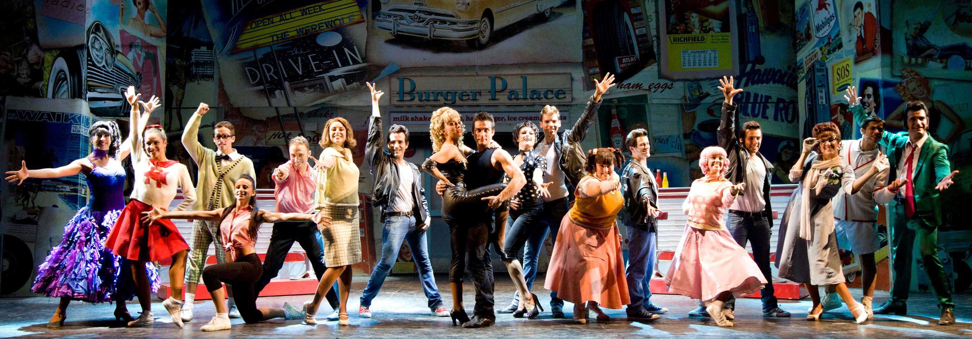 Grease2012_LauraPanzeri-RiccardoSimoneBerdini_fotoCosèManuelRossi