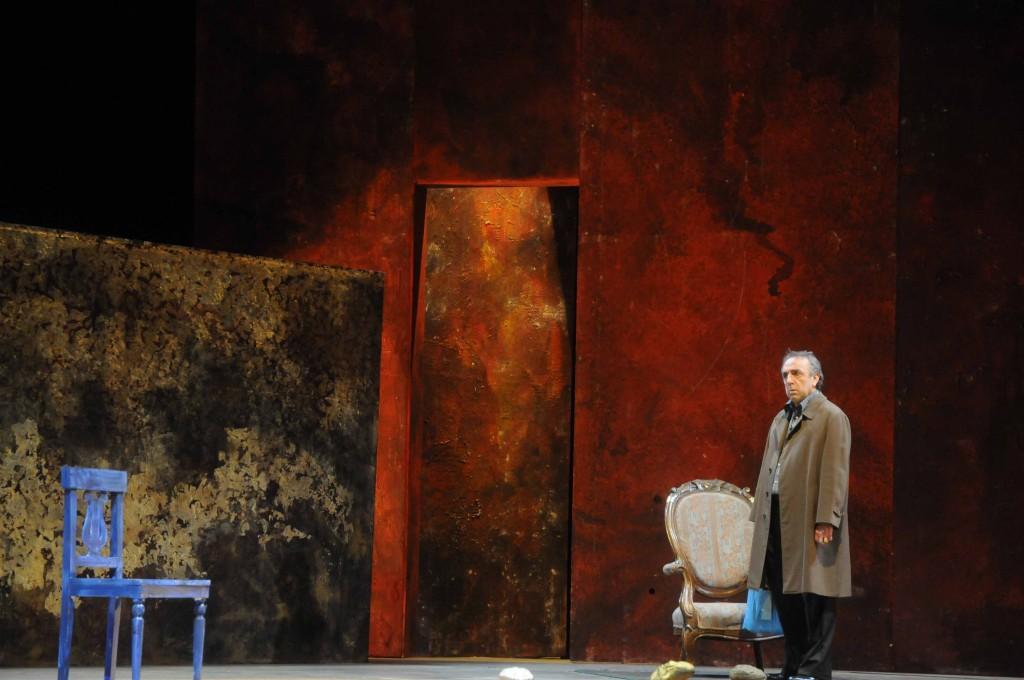 IL MERCANTE DI VENEZIA con Silvio Orlando -regia di Valerio Binasco