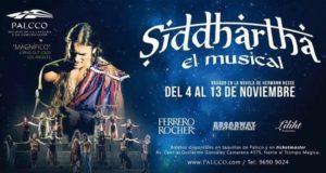 """""""SIDDHARTHA – IL MUSICAL"""" PROSEGUE IL TOUR MONDIALE IN MESSICO.  DA FEBBRAIO A MILANO"""