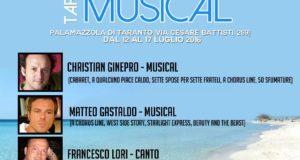 TARANTO SUMMER MUSICAL 2016