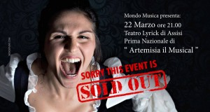 ARTEMISIA – SOLD OUT