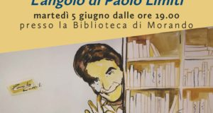 L'ANGOLO DI PAOLO LIMITI – INAUGURAZIONE DEL NUOVO SPAZIO DELLA BIBLIOTECA DI MORANDO