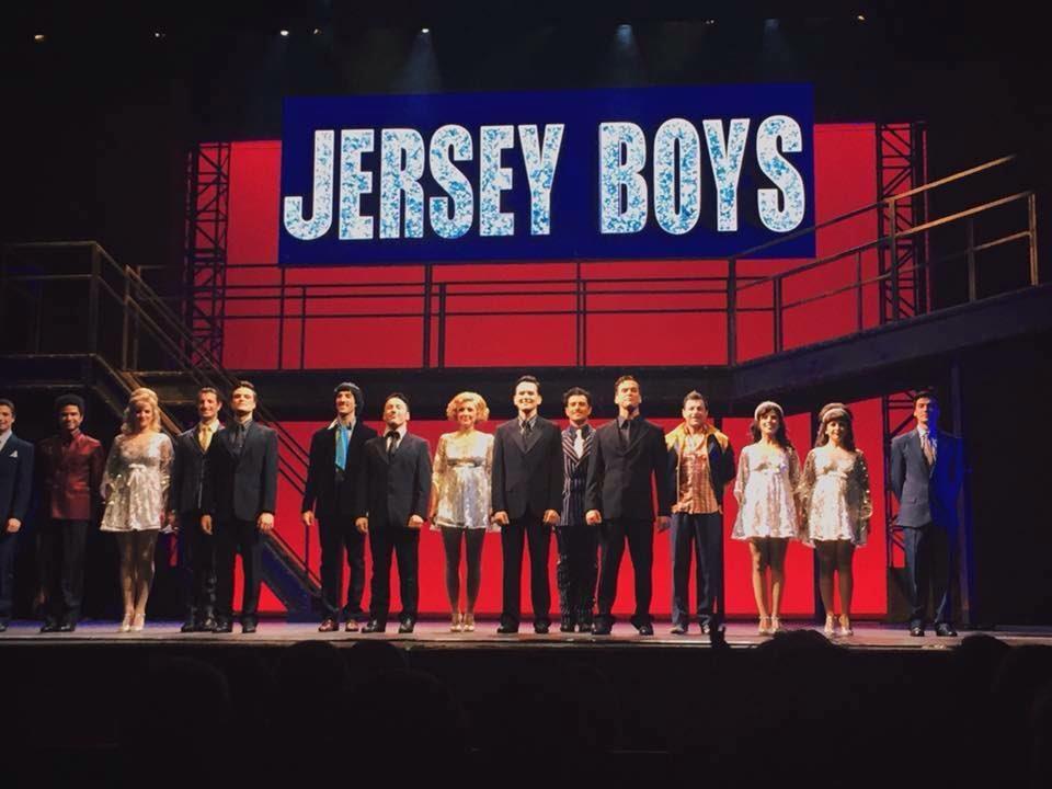 Jersey Boys teatro 3