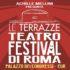 LE TERRAZZE, TEATRO FESTIVAL DI ROMA: COMICITÀ AL PALAZZO DEI CONGRESSI DELL'EUR
