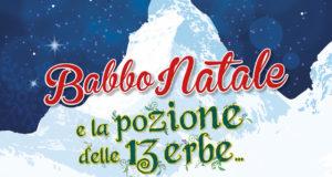 """ALLA SALA UMBERTO, IL 25 DICEMBRE, """"BABBO NATALE E LA POZIONE DELLE 13 ERBE"""""""