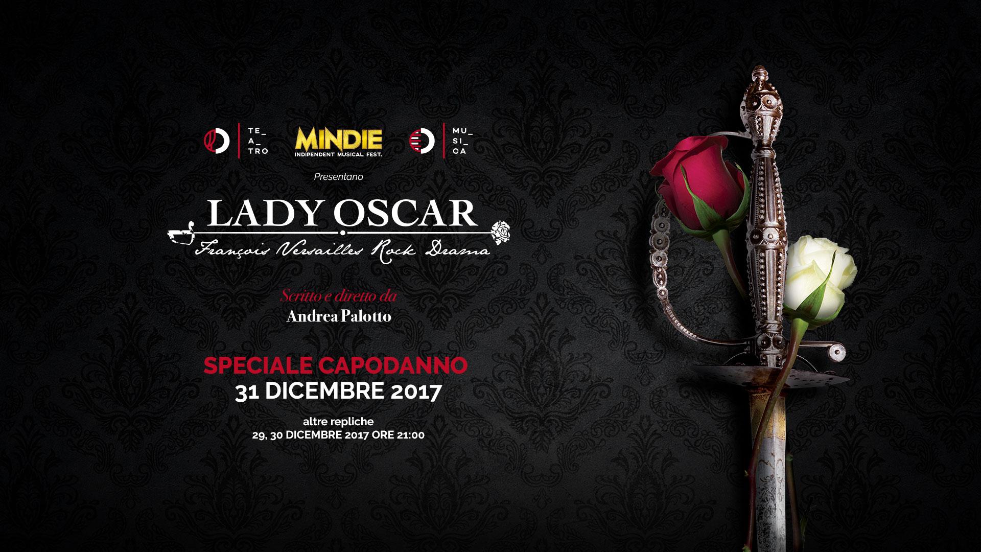 IL MINDIE, FESTIVAL DEL MUSICAL INDIPENDENTE, APRE A ROMA CON LADY OSCAR.