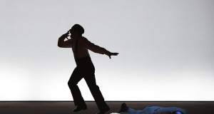 MIKHAIL BARYSHNIKOV A MILANO, AL TEATRO DELL'ARTE