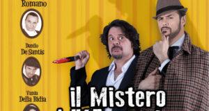 """LILLO & GREG AL SISTINA CON """"IL MISTERO DELL'ASSASSINO MISTERIOSO"""""""