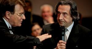 """RICCARDO MUTI """"AMBASCIATORE DELLA CULTURA ITALIANA"""""""