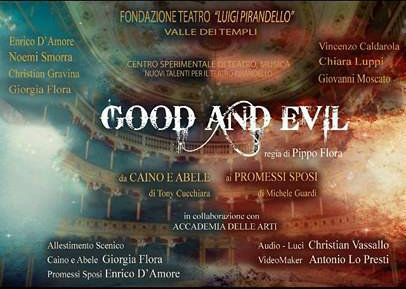 Enrico D'Amore Good and Evil