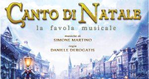 """MARTINO E DEROGATIS PRESENTANO """"CANTO DI NATALE, LA FAVOLA MUSICALE"""""""